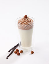 Vanilla-Almond-Milk-with-Chocolate-Hazelnut-Topping
